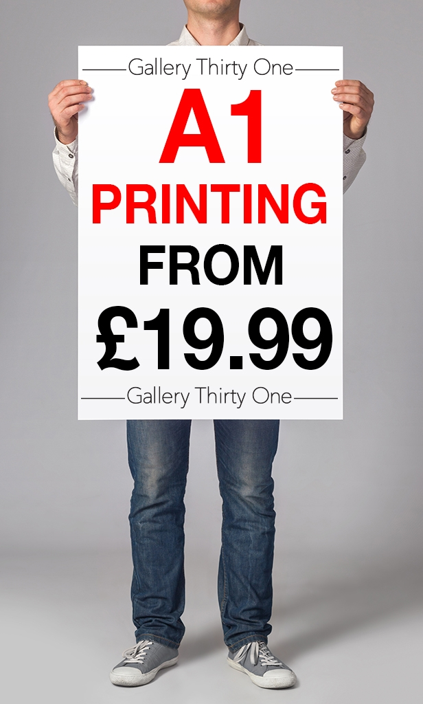 Large Format Printing - A1 from £19.99